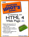 The Complete Idiot's Guide to Creating an HTML4 Webpage, 3rd Edition