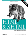 HTML & XHTML: The Definitive Guide, 4th Edition