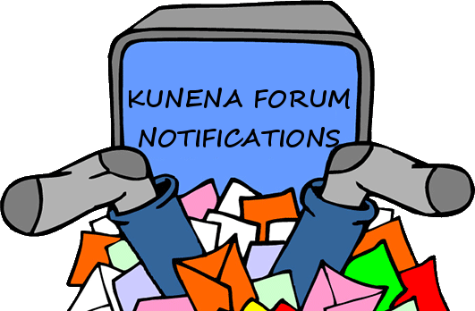 A new feature if Kunena—yet to be released—will result in people being flooded with thousands of unwanted email notices